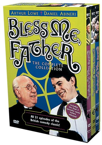 Bless Me, Father - The Complete Collection by ABINERI,DANIEL