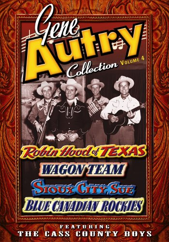 Gene Autry Collection, Vol. 4, featuring The Cass County Boys by AUTRY,GENE