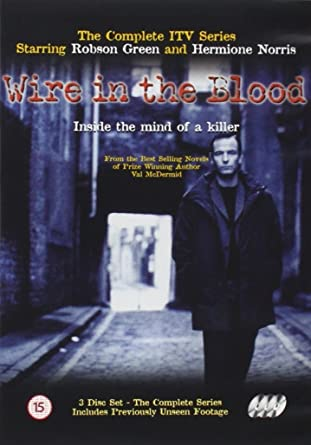 Wire In The Blood The Complete Series 1 Dvd 2002 Amazonco