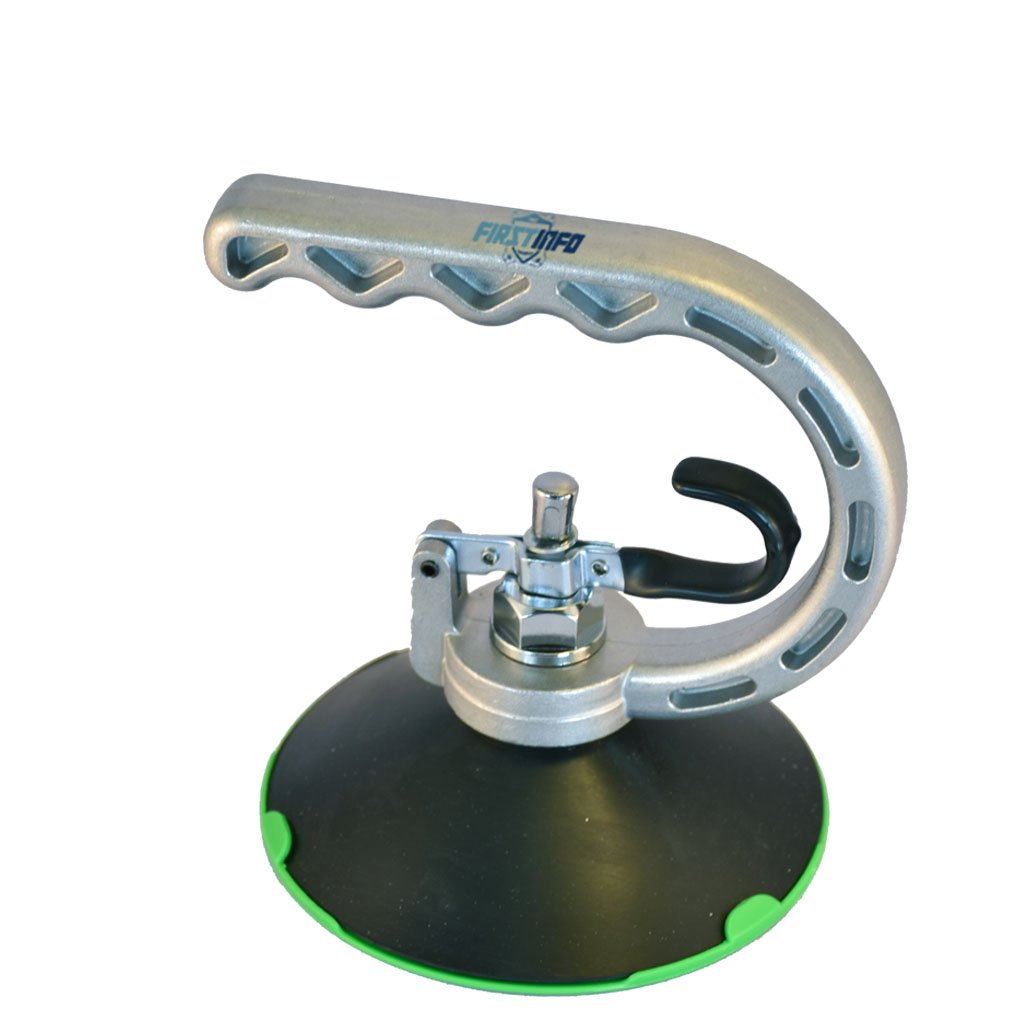 FIRSTINFO Auto Suction Cup/Pad Dent Puller/Lifter 125mm and Glass Moving with Aluminum Carrying Handle FIRSTINFO TOOLS Co. Ltd.