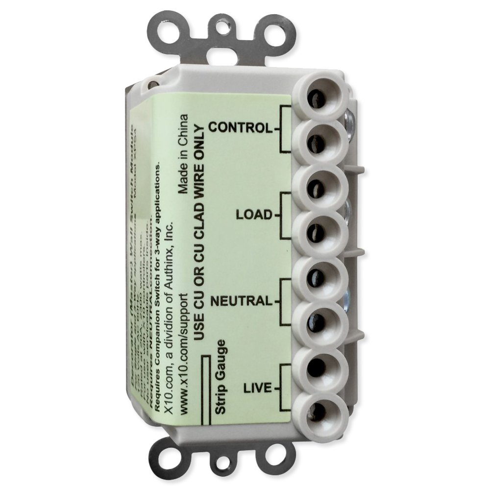 XPS4 Quiet Relay Decorator Wall Switch with AGC (NEW XPS3) Pro ...
