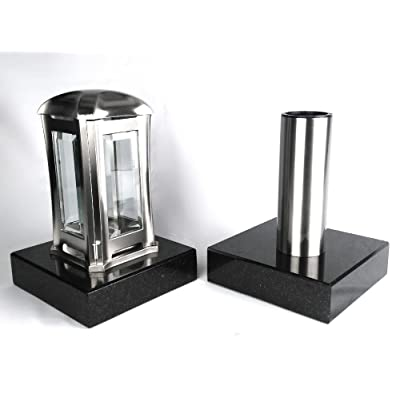 Et Lampe Vase Tube Tombale Funéraire Acier En Designgrab Venezia fgvyYb76
