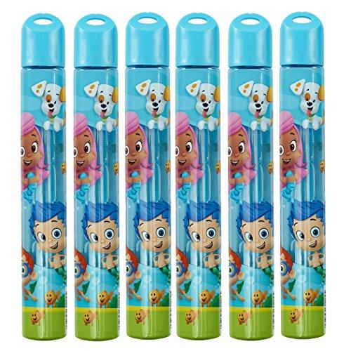 Little Kids Bubble Guppies Wand (6 Pack), 2.3 oz by Little Kids