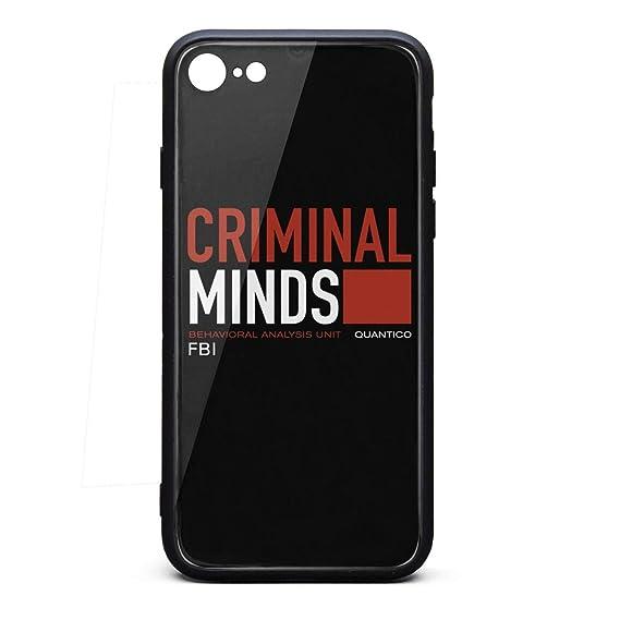 promo code c5cd5 52585 Amazon.com: Mobile Phone case iPhone 6/6s Criminal-Minds-FBI- Custom ...