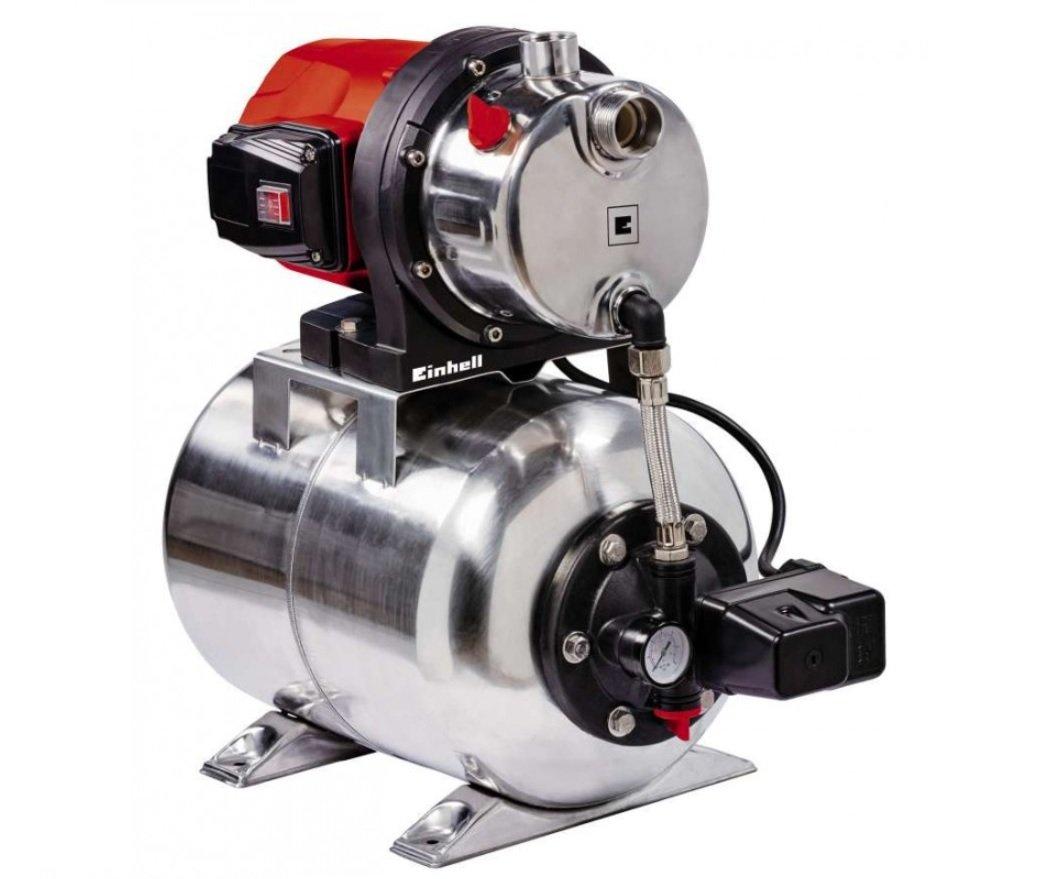 Einhell GC-WW 1250 NN - Grupo de presión con Hidrobox, volumen 20 l
