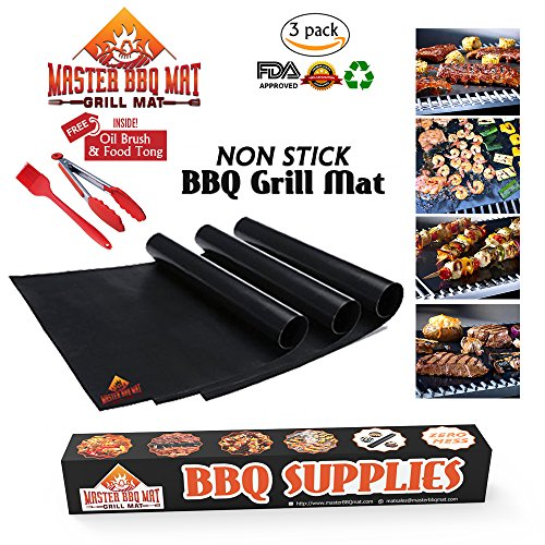 Awesome grilling set