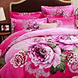 DHWM-Extra thick cotton mill with four piece of Bed Twin active stamp cotton bed no. 4 piece ,2.0m