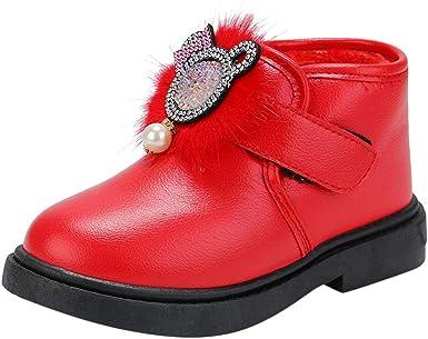 PLENTOP2020 Girls Boots Kids,Children
