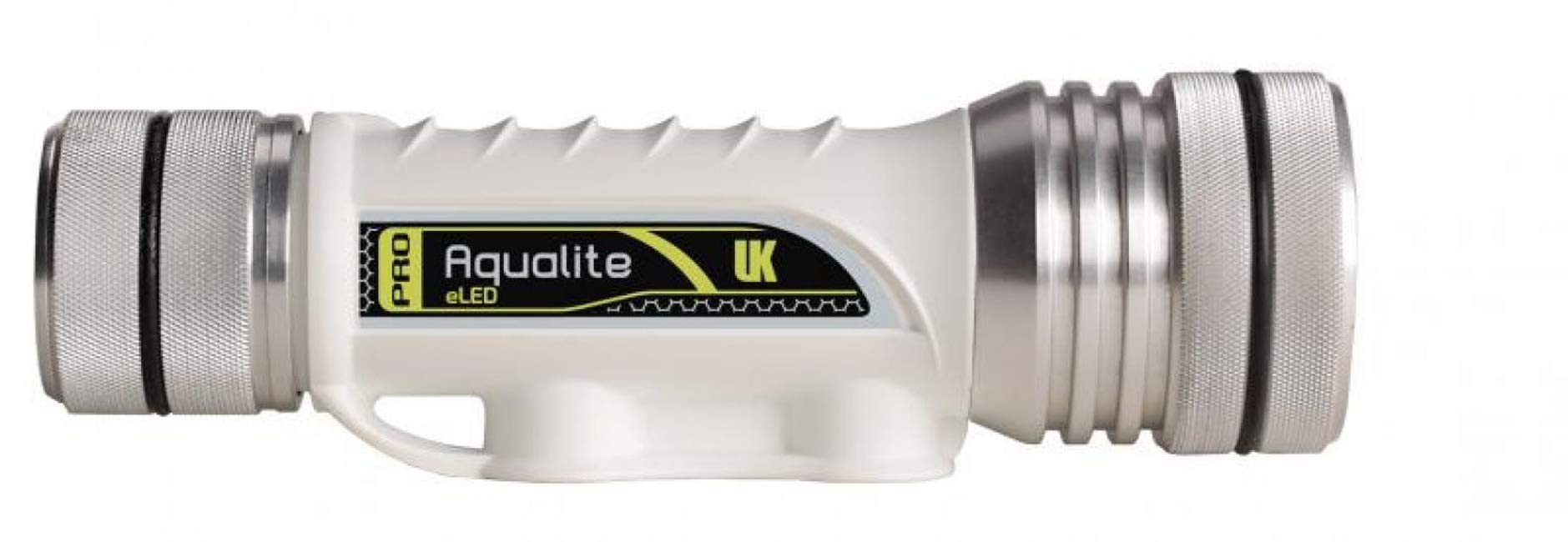 Underwater Kinetics Aqualite Pro 100° Dive Video Light, White by Underwater Kinetics