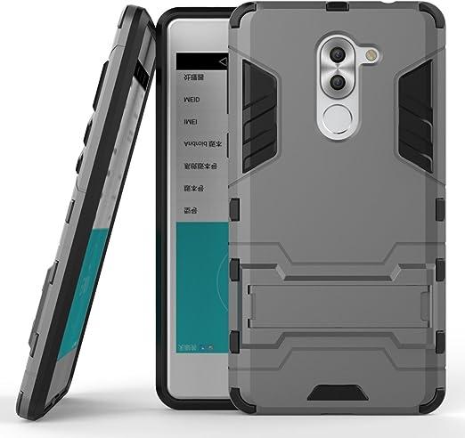 Funda para Huawei Mate 9 Lite/Honor 6X (5,5 Pulgadas) 2 en 1 ...