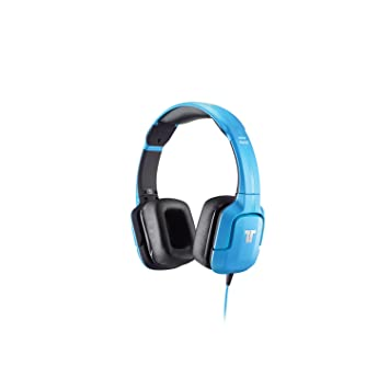 TRITTON Kunai auriculares para móvil mate azul para iPod, iPhone y iPad (mc-