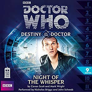 Doctor Who - Destiny of the Doctor Radio/TV Program