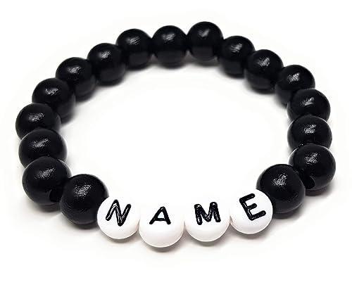Armband mit Namen Buchstaben für Kinder und Erwachsene in