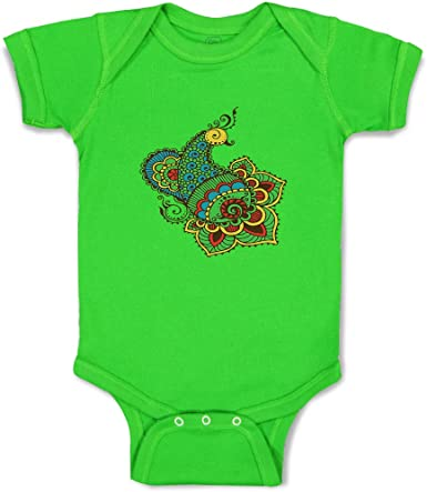 Kinacle I Love India Personalized Baby//Toddler T-Shirt