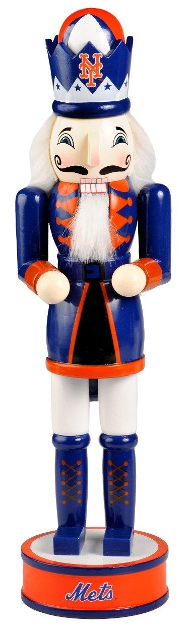 FOCO MLB Unisex 14 Holiday Nutcracker