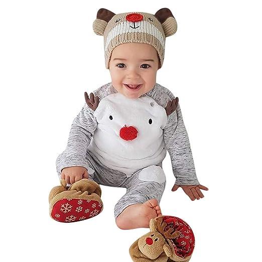 Amazon.com: Willsa Baby Clothes Sets, Newborn Baby Cute Christmas Cartoon  Deer Printing T Shirt+Warm Pants Outfits Sets: Clothing - Amazon.com: Willsa Baby Clothes Sets, Newborn Baby Cute Christmas