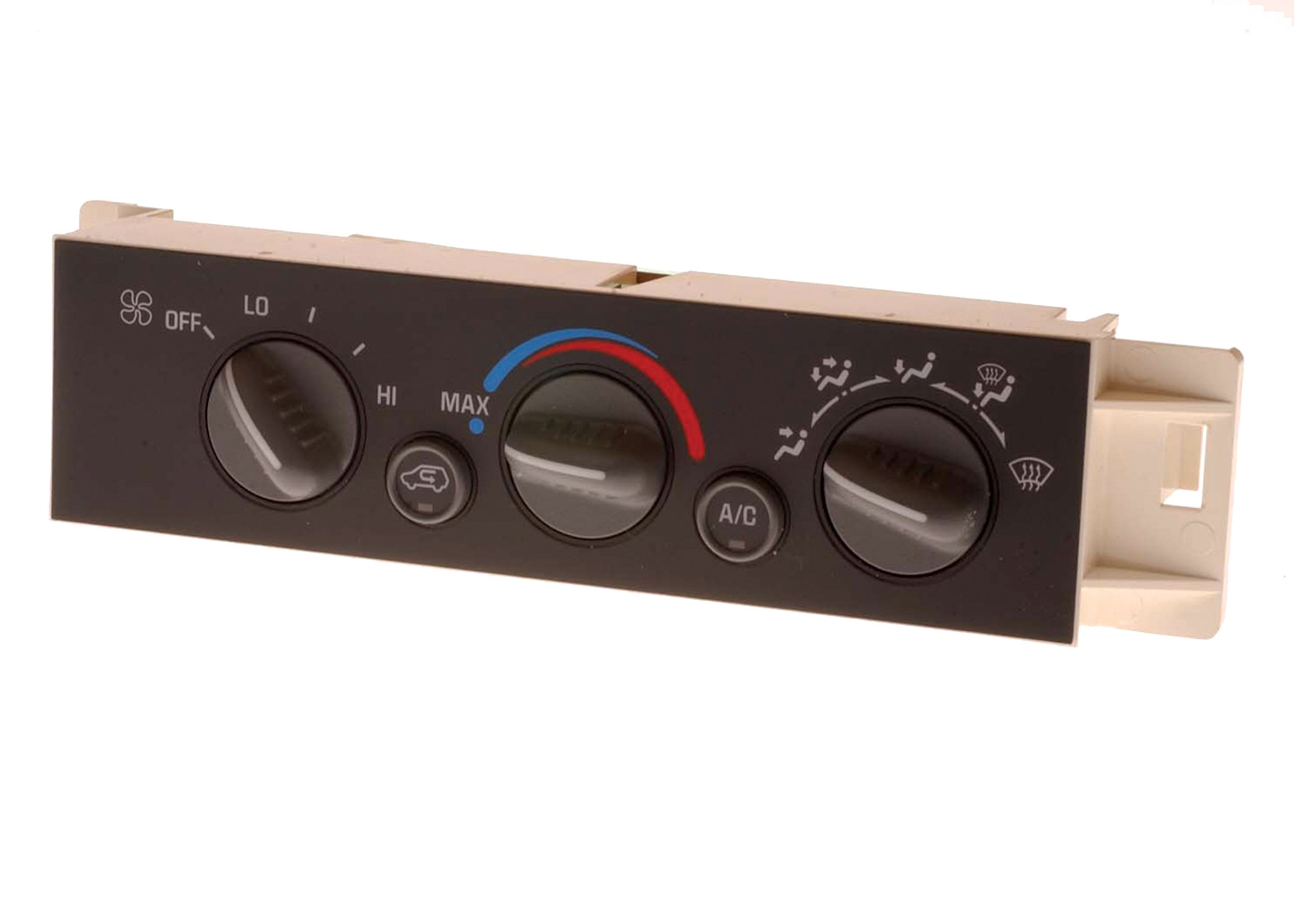ACDelco 15-72548 GM Original Equipment Heating and Air Conditioning Control Panel by ACDelco