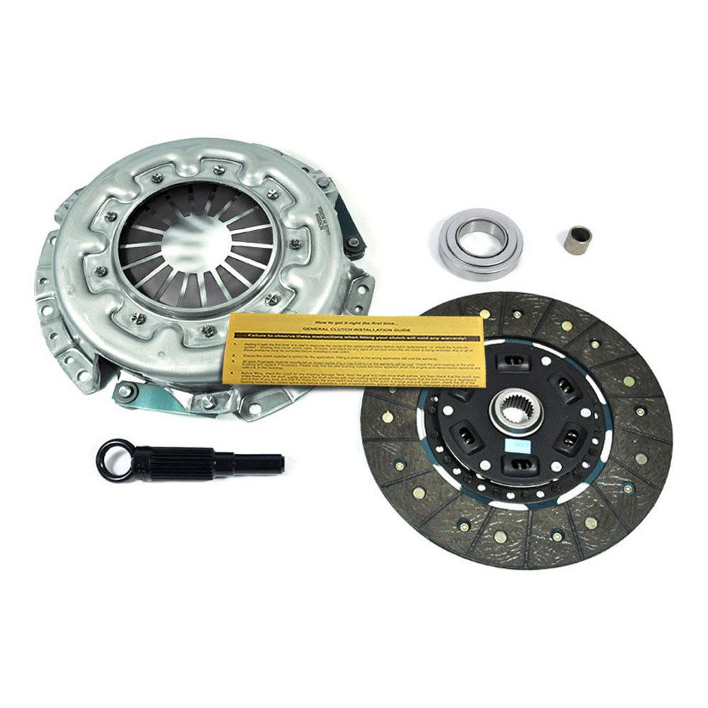 Amazon.com: EFT HD CLUTCH KIT fits 84-89 NISSAN 300ZX NON-TURBO 87-88 200SX 3.0L SOHC: Automotive