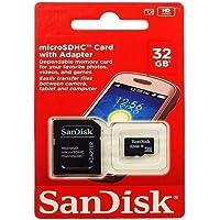 Cartão de Memória Micro SD SDHC 32GB Sandisk Classe 4