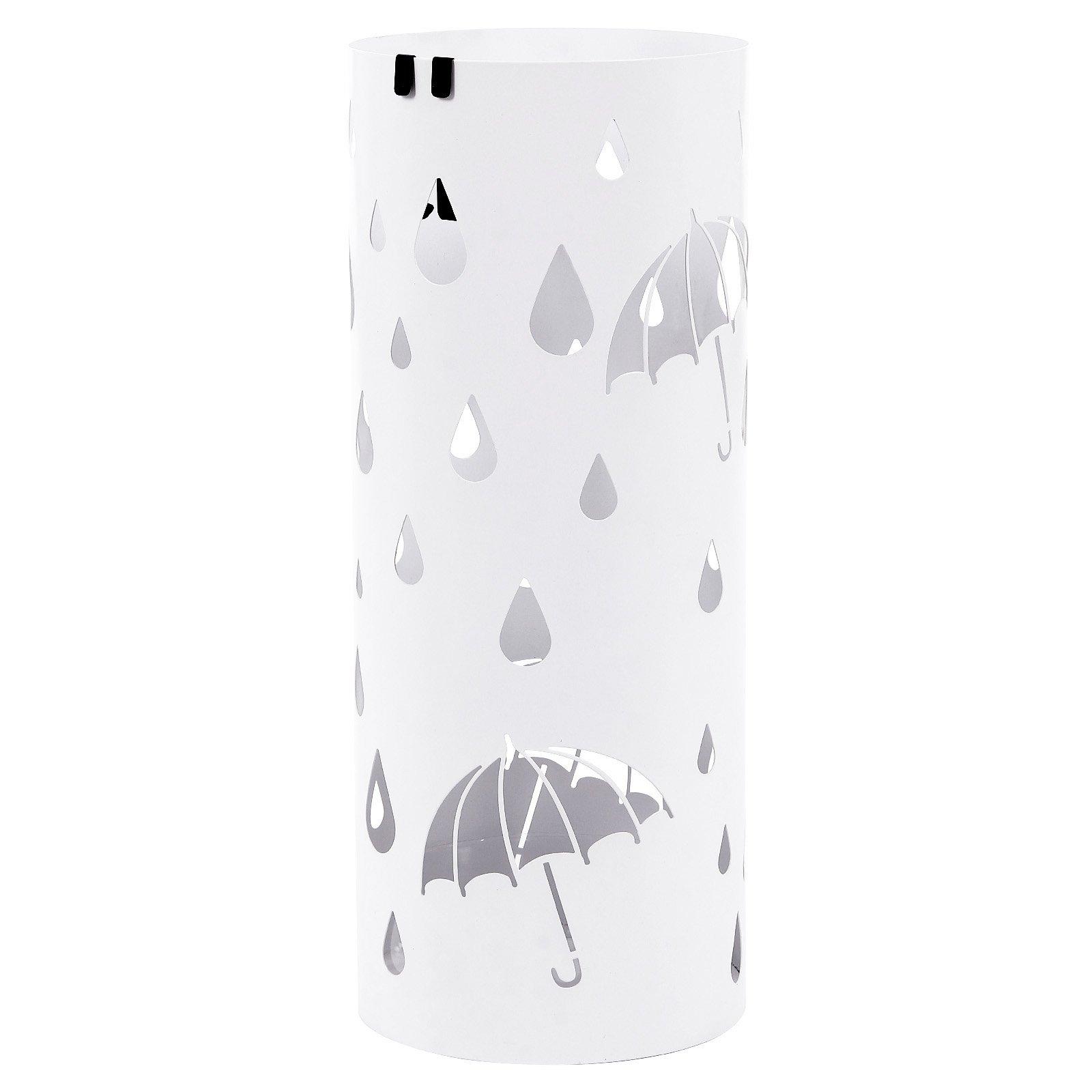 Songmics Paragüero Soporte de Paragüas umbrella stand perchero (49 x Ø19.5 cm)