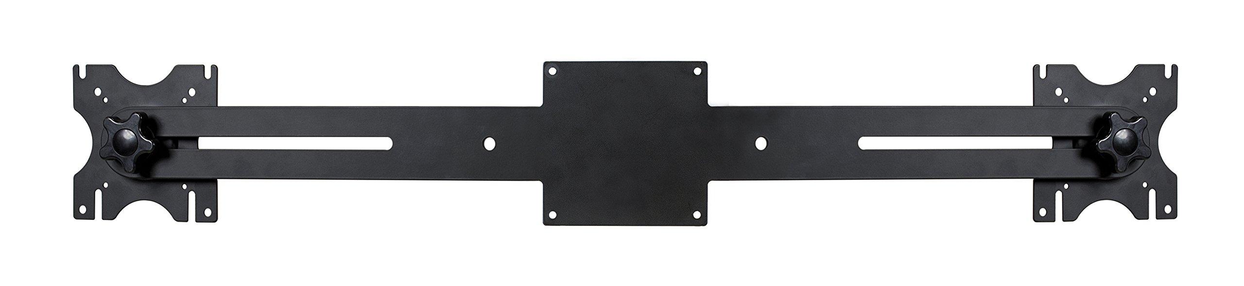 DoubleSight Universal Dual Monitor Cross Bar (DS-ExtBar)
