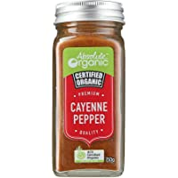 Absolute Organic Cayenne Pepper, 50g