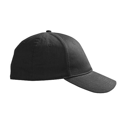 002b6c7e2 ID Mens Stretch Smart Baseball Cap (One Size) (Black) at Amazon ...