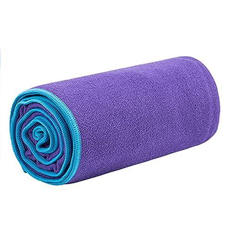 qotone microfibra toalla de Yoga (antihumedad. Yoga Mat ...