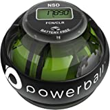 New NSD Power ball 280Hz Autostart Pro Hand grip Exerciser & Forearm Exerciser, Strengthens Forearm Muscles, Rehabilitates Wrist Pain and Wrist Fractures