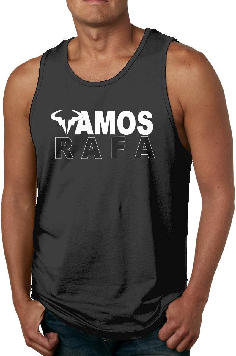 Rafa Vamos Rafael Nadal Camiseta de Tirantes sin Mangas para ...