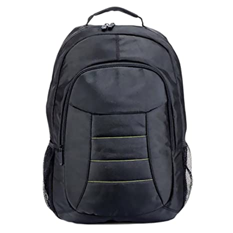 Rover Synthetic 15.6 inch Black Dell Laptop Backpack Laptop Backpacks