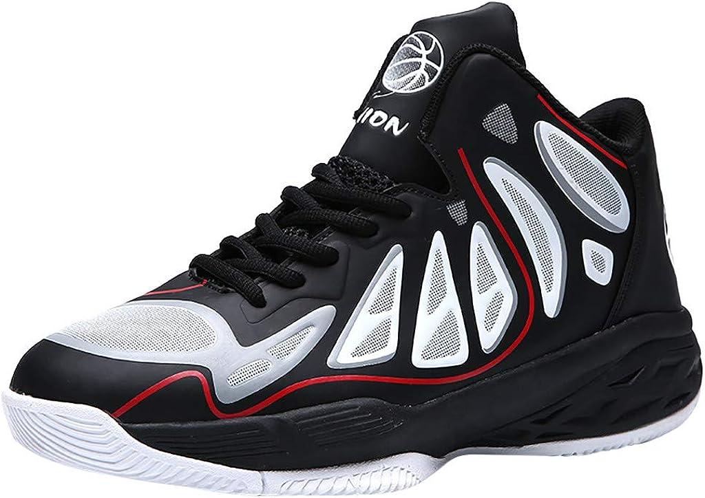 Zapatillas Deporte Hombre,DUJIE Zapatos Hombre Zapatillas Deporte Zapatos para Correr Athletic Cordones Running Sports Sneakers Zapatillas Altas para Hombre: Amazon.es: Zapatos y complementos