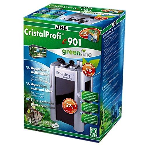 Außenfilter für Aquarien von 90 - 300 Litern, ChristalProfi e 901 greenline, 60211