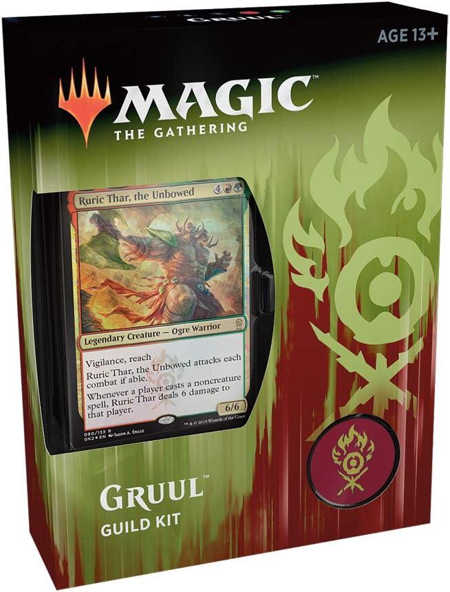 Simic Guild Kit Ravnica Allegiance Magic the Gathering
