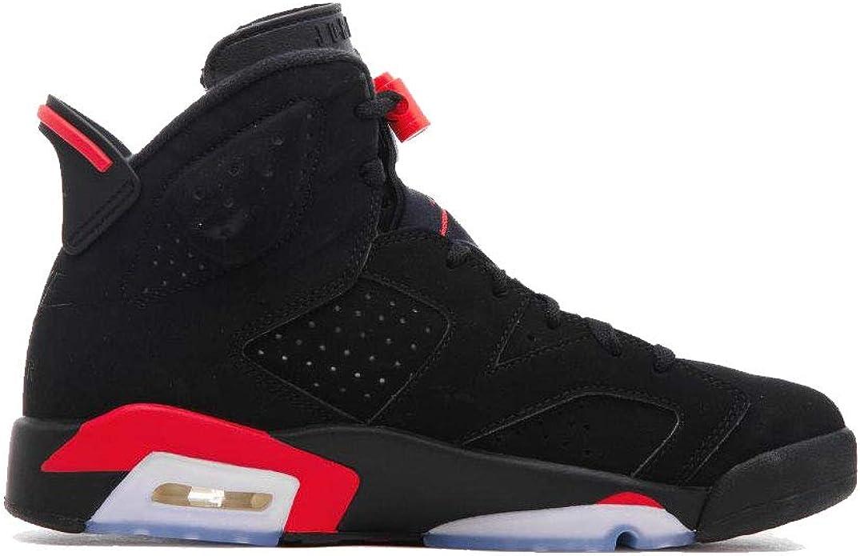 Nike Mens Air Jordan 6 Retro Basketball