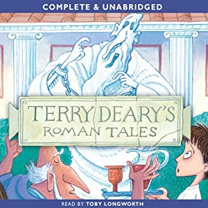 Terry Deary's Roman Tales Audiobook