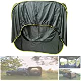 Car Trunk Tent,SUV Self-Driving Anti Ultraviolet Rays,Barbecue Camping, Tail Extension Sunshade Rainproof Tourist Tent