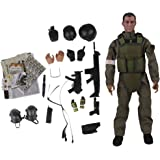 1/6 Soldier Medic 12 inch Action Figure NB04A