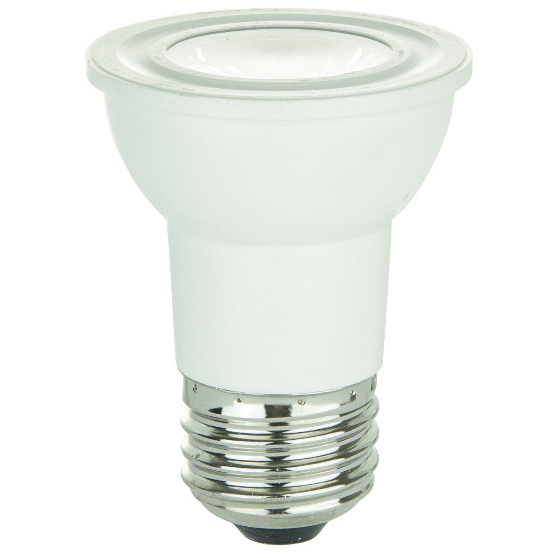 Sunlite MR16//LED//1.7W//G 1.7-watt 120-volt Medium Base LED JDR Lamp Green