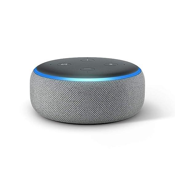Echo Dot gris antracita + tado Cabezales Termostáticos ...