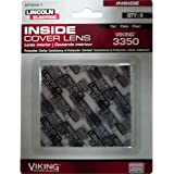 Viking 3350 Series Inside Clear Cover Lens, 5/Pack