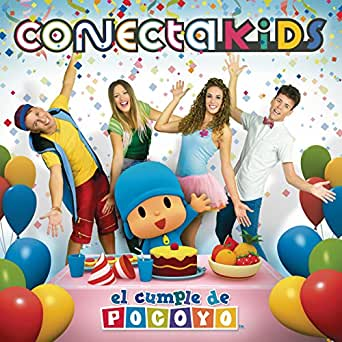 Amazon.com: Mueve Muévete: Conecta Kids y Pocoyo: MP3 Downloads