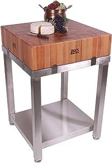 product image for John Boos Cucina Americana LaForza Kitchen Island Wood Top