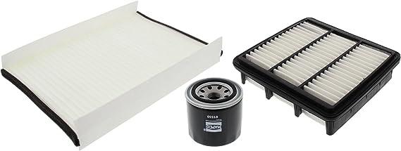Mapco 68551/Kit filtro/ //Ã/ /lfilter//Filtro Aria//Polline Filtro