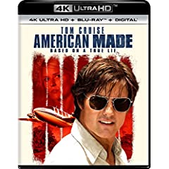 American Made debuts on Digital Dec. 19 and on 4K, Blu-ray, DVD and On Demand Jan. 2 from Universal