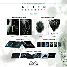 Alien: Covenant - Steelbook - Manta Lab Fullslip - Blu-ray