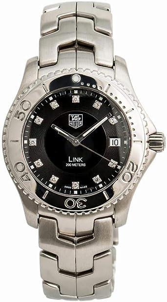Tag Heuer Link WJ1113.BA0575 Reloj de Cuarzo para Hombre