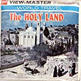 : The Holy Land - ViewMaster 3 Reel Set - Stories from the Bible