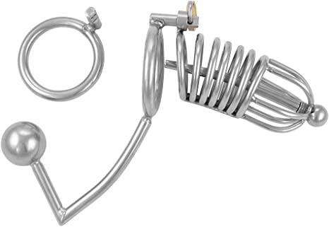 SEE-X® Großer Ultimate BDSM Anal-Plug Asslock, 3in1