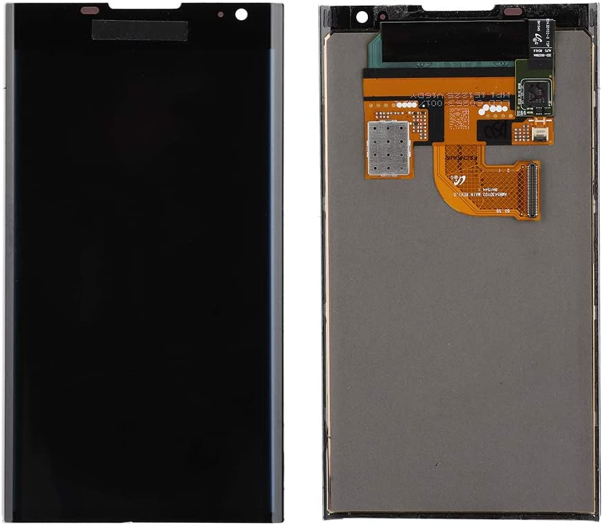 Ciglow Replace Mobile Phone Screen for BlackBerry Priv 5.4in Mobile Phone LCD Display Touch Screen Assembly Replacement Accessories